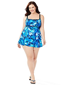Forget Me Not Swimdress