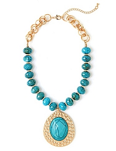 Turquoise Beauty Necklace
