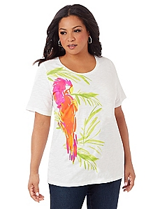 Parrot Tee