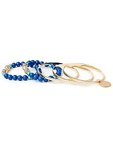 Shell Bead Bracelets