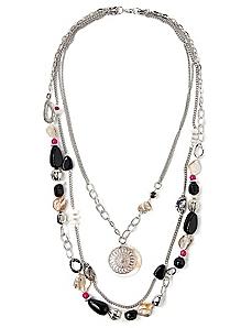 Lanai Medallion Necklace