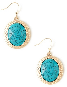 Turquoise Beauty Earrings