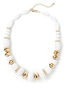 Resort Bead Necklace