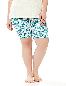 Summer Bermuda Sleep Short
