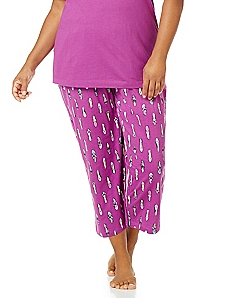 Spring Chic Sleep Capri