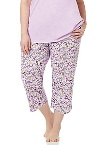 Citrus Twist Sleep Capri