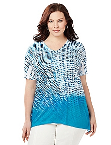 Midnight Waves Top