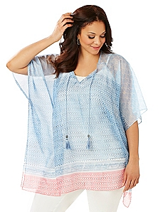 Seacoast Poncho