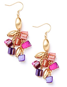 Shining Shells Earrings