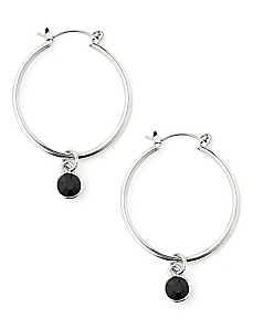 Center Ring Earrings