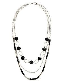 Two-Tone Necklace