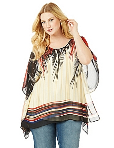 Isle Of Palms Poncho