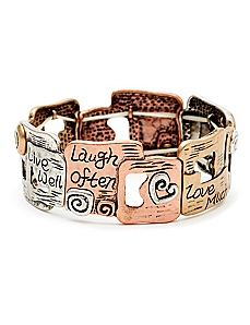 Inspirational Connections Bracelet