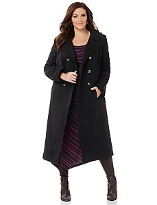 City Street Peacoat