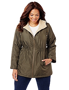 Around Town Anorak