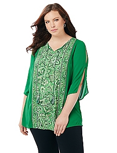 York Avenue Tunic