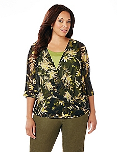 Botanical Garden Blouse