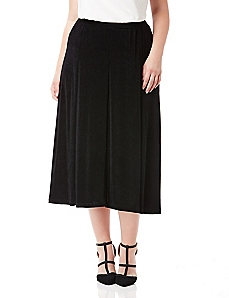Sleek Stretch Fluidity Skirt