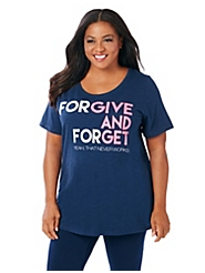 Forgive & Forget Tee