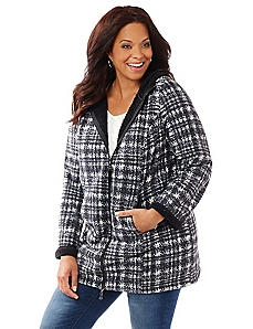 Cozy Runway Fleece Coat