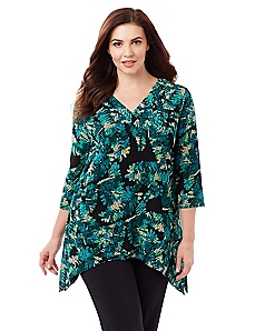 Dancing Leaves Top