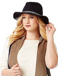 Braided Panama Hat