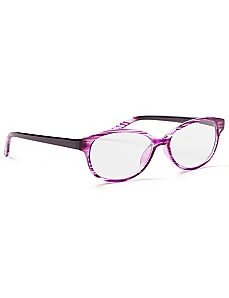 Purple Pop Reading Glasses