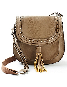 Vineyard Tassel Handbag