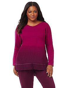 Dip Dye Pullover