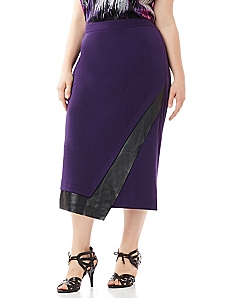 Black Label Angles Skirt