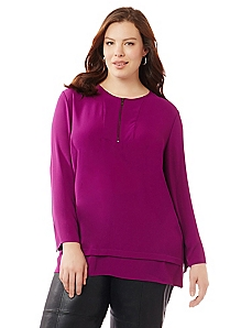 Black Label Vineyard Blouse