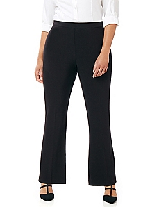 Refined Boot Cut Pant