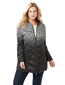 Longmont Reversible Packable Coat