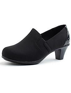 Stretch Comfort Heel