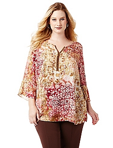 Canyon Rose Tunic