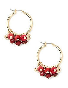 Molten Lava Earrings