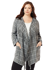 Sullivan Plaid Jacket