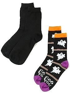 Halloween 2-Pack Socks