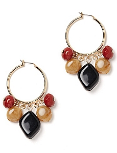 World Market Earrings