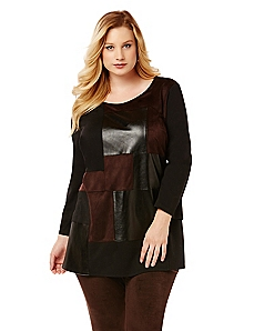 Black Label City Block Tunic