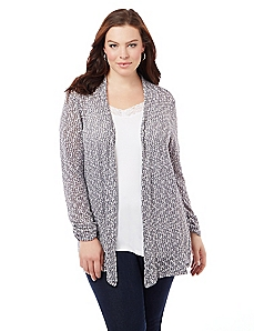 Touch Of Texture Cardigan