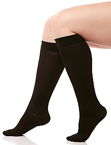 Medium Control Graduated Compression Trouser Socks