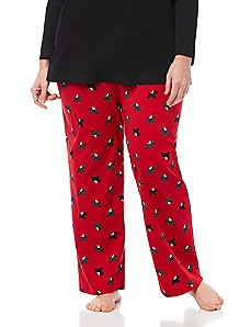 Holiday Wishlist Scottie Dog Sleep Pant