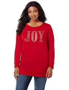 Shimmering Joy Top