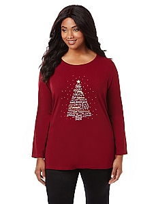 Festive Feelings Long Sleeve Tee