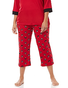 Holiday Wishlist Scottie Dog Sleep Capri