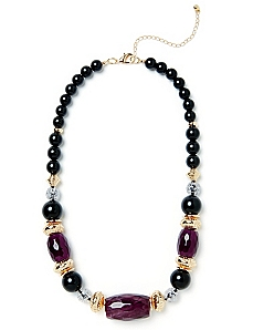 Blackberries Necklace