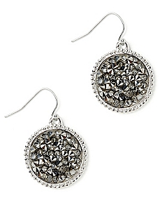 Geo Sparkle Earrings