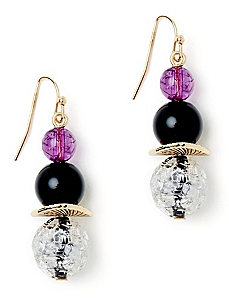 Blackberries Earrings