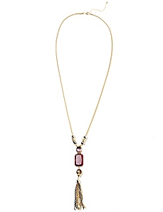 Jeweled Elegance Necklace